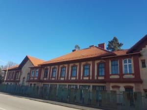 UVLF Košice – výmena krytiny na pavilone 8 a pavilone 9 – realizacia  / august, september a oktober 2017 - /